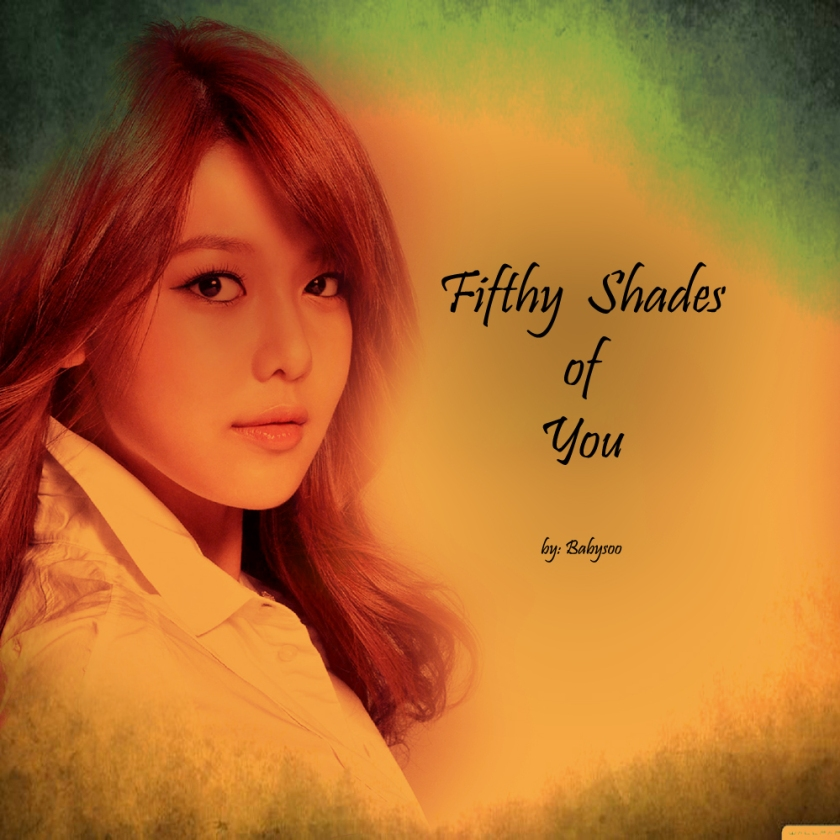 fifthy shades of you
