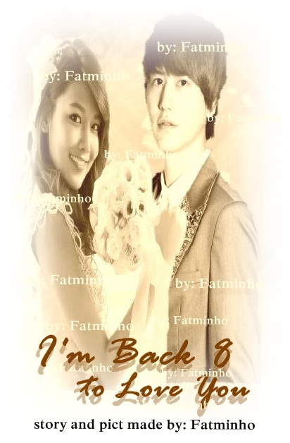 I'm back to love You - 8