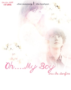oh my boy poster