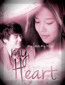 my love, my kiss, my heart (KyuYoung)