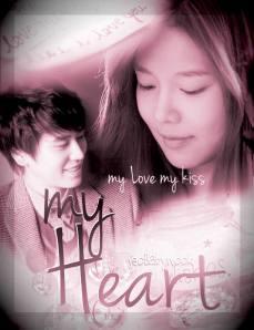my love, my kiss, my heart (KyuYoung)