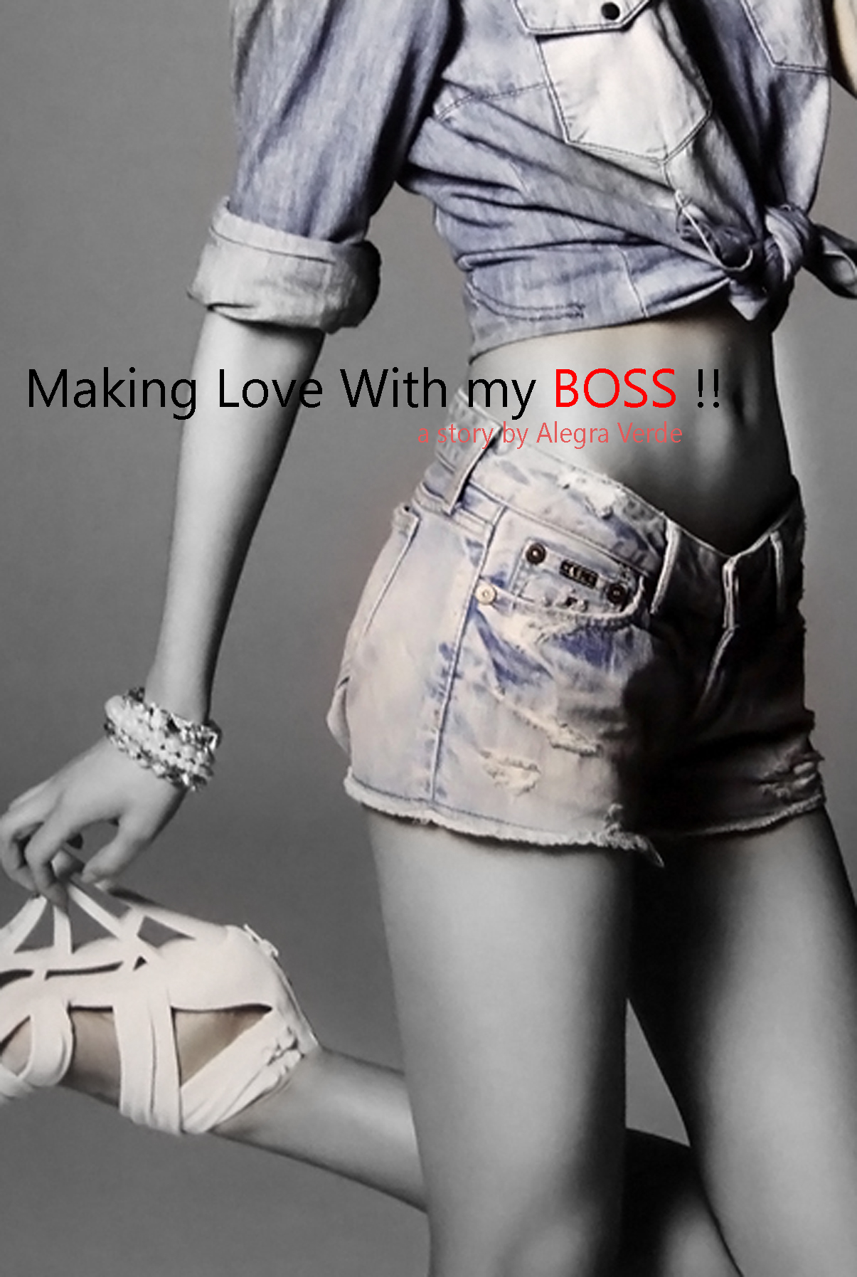 Series] Making Love with My BOSS! (Part 1) – Kyuyoung