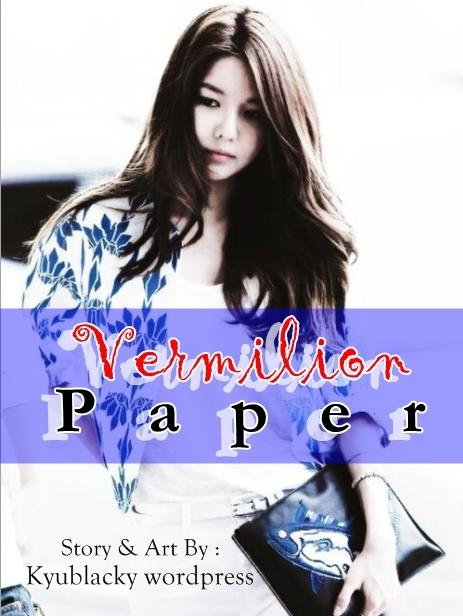 Vermilion Paper