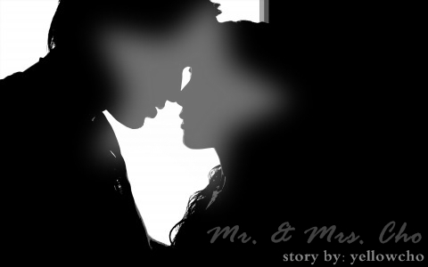 Mr. & Mrs. Cho Poster
